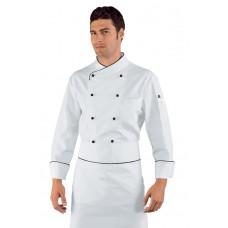 Giacca Cuoco Pechino Cod. 057451 - Bianco