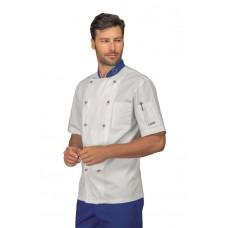 Giacca Cuoco Profilata Cod. 057199M - Euro+Italy
