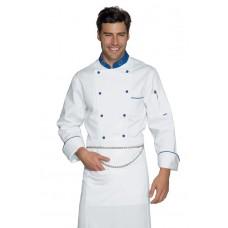 Giacca Cuoco Profilata Cod. 057099B - Euro - 4XL