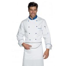 Giacca Cuoco Profilata Cod. 057099C - Euro - 5XL