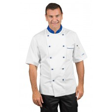 Giacca Cuoco Profilata Cod. 057099AM - Euro - 3XL