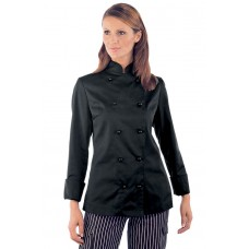 Giacca Lady Chef - Cod. 057501 - Nero