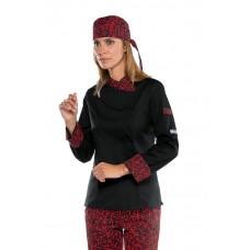 Giacca Lady Snaps Cod. 057773 - Nero+Sushi 07