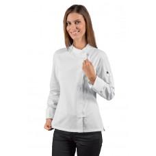 Giacca Lady Zip Cod. 057700Z - Bianco