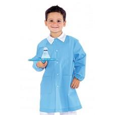 Grembiule Pollicino Cod. 000230 - Azzurro