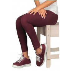 Long Leggings Cod. 024613 - Bordeaux