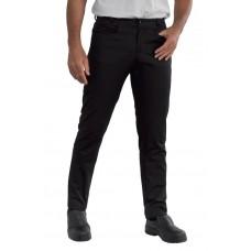 Pantalone Yale Slim Cod. 064501 - Nero