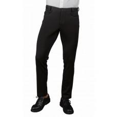 Pantalone Yale Slim Cod. 064511 - Nero