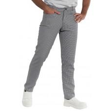 Pantalone Yale Slim Cod. 064500 - Pied de Poule