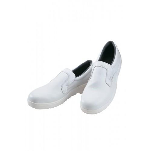 Scarpa Da Uomo Senza Lacci Cod. 112100 - Bianco
