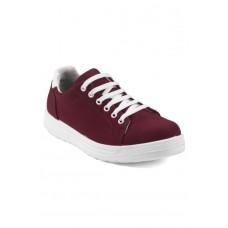 Scarpa Sneaker Comfort Unisex Cod. 112803 - Bordeaux