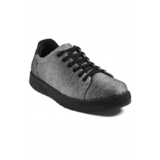 Scarpa Sneaker Comfort Unisex Cod. 112842 - Lurex Silver
